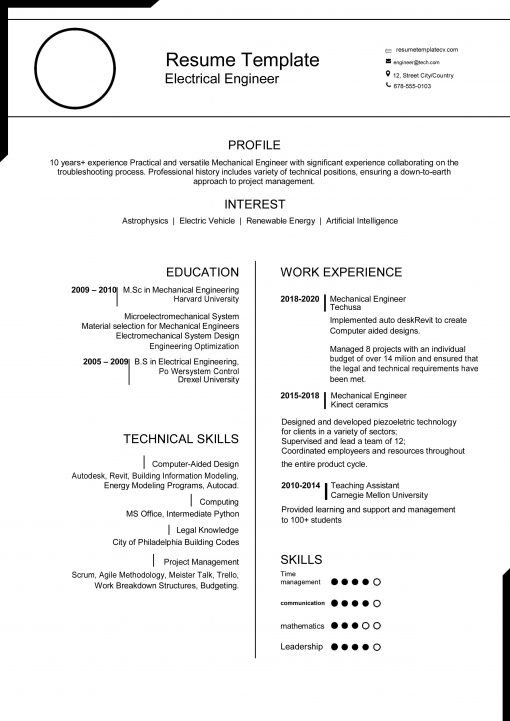 IDAA000113-Resume-Template-0004-White-1-Page-Engineer