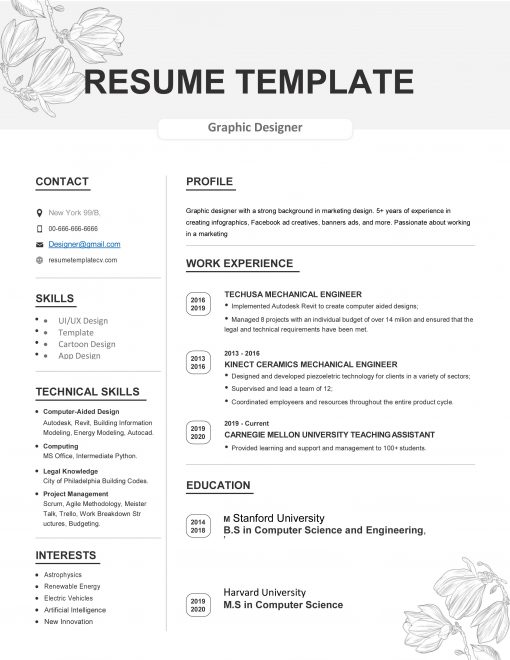 IDAA000118-Resume-Template-0008-Grey-1-Page-Engineering-No-Picture---Copy