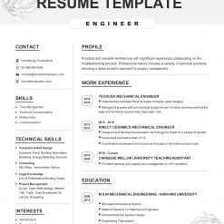 IDAA000119-Resume-Template-0008-Grey-1-Page-Engineering-No-Picture