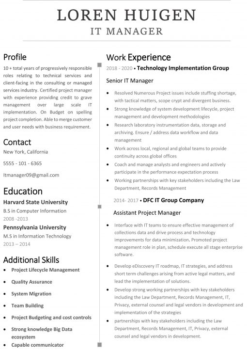 IDAA000127-resume-template-0004-white-1-page-IT-Manager-no-pic_-1