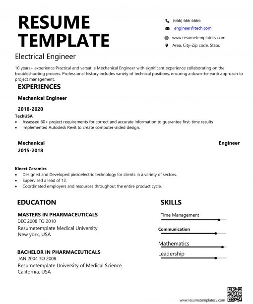 IDAA000133-Resume-Template-0005-minimal-1-Page-Pharmacist-Without_pic