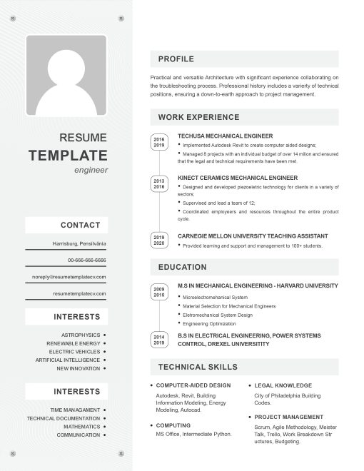 IDAA000142-Resume-Template-0009-Grey-1-Page-Engineering-With Picture