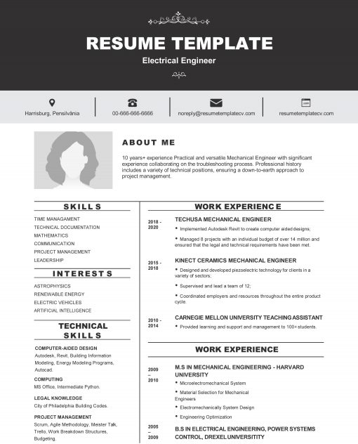 IDAA00062-Resume-Template-0005-Black-1-Page-Architect