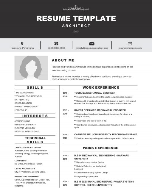 IDAA00063-Resume-Template-0005-Black-1-Page-Architecture