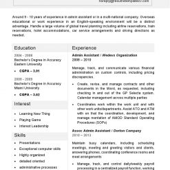 IDBB000007-resume-template-white-1-page-administrative-assistant-no_pic