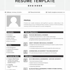 IDBB000024-resume-template-white-1-page-Mechanical_Engineer-no_pic
