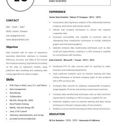 IDBB000025-resume-template-white-1-page-Data-Scientist-no_pic