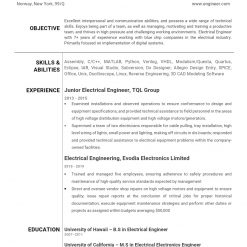IDBB000029-resume-template-white-1-page-Electrical_Engineer-no_pic
