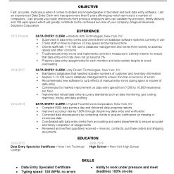 IDBB000034-resume-template-color-1-page-Data-Entry-Clerk-no_pic