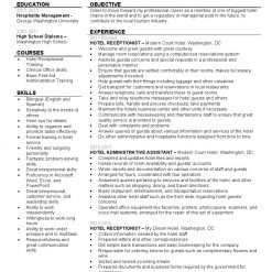 IDBB000043-resume-template-color-1-page-Hotel-Receptionist-no_pic