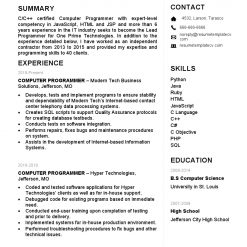 IDBB000064-resume-template-white-1-page-Computer-Programmer-with_pic