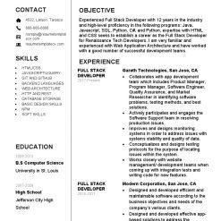 IDBB000066-resume-template-white-2-page-Full-Stack-Developer-no_pic1