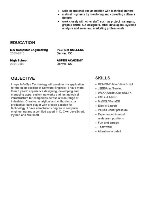 IDBB000069-resume-template-white-2-page-Softtware-Engineer-with_pic2
