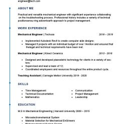 IDBB000074-resume-template-color-1-page-Mechanical_Engineer-no_pic