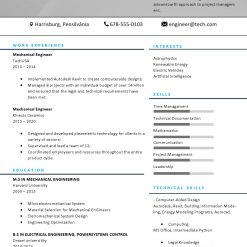 IDBB000080-resume-template-color-1-page-Mechanical_Engineer-no_pic