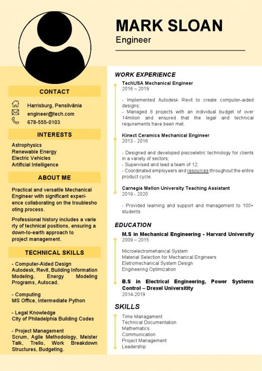 IDBB000091-resume-template-color-1-page-Engineer-with_pic
