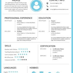 IDBB000100-resume-template-color-1-page-Teacher-with_pic